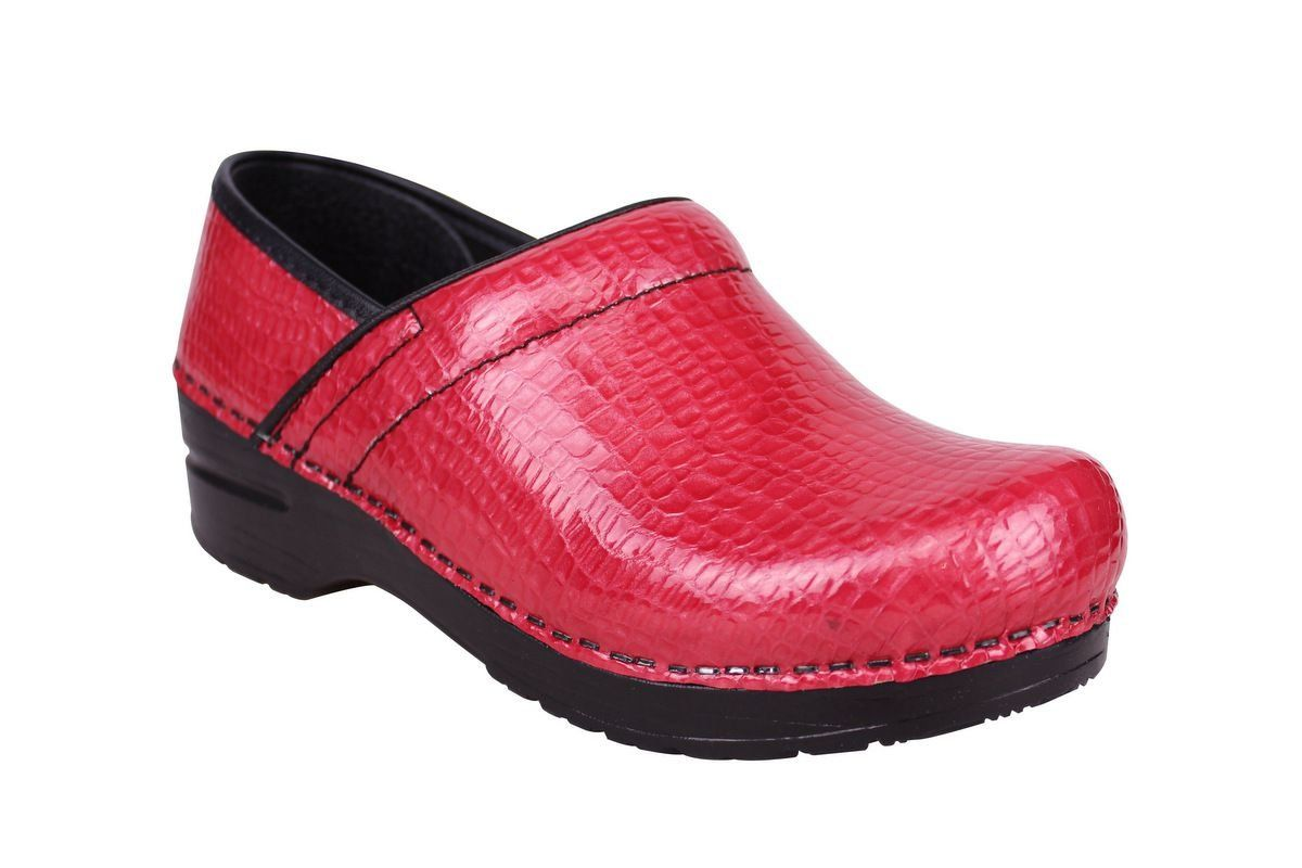Sanita Professional Croco Red main