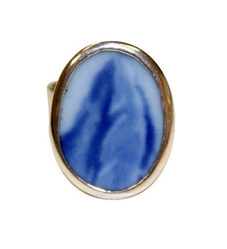 Sagen Blue Mountain Ring
