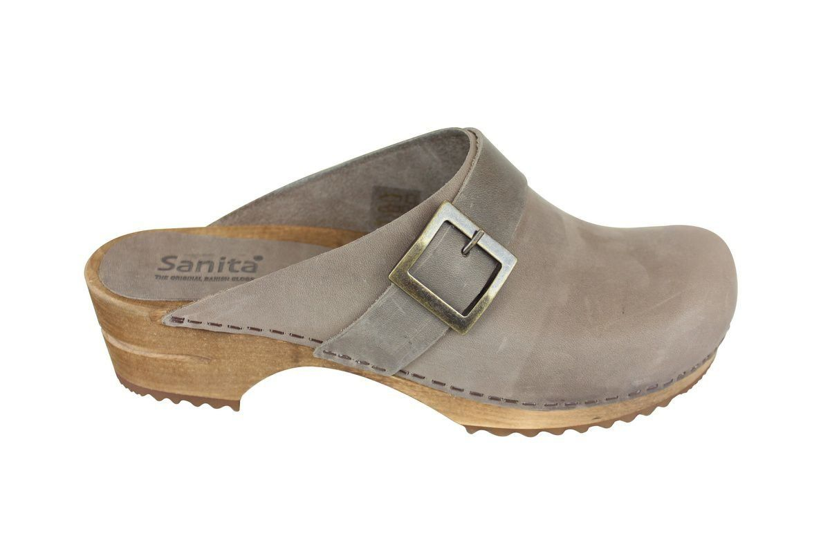 Sanita Urban Grey Seconds