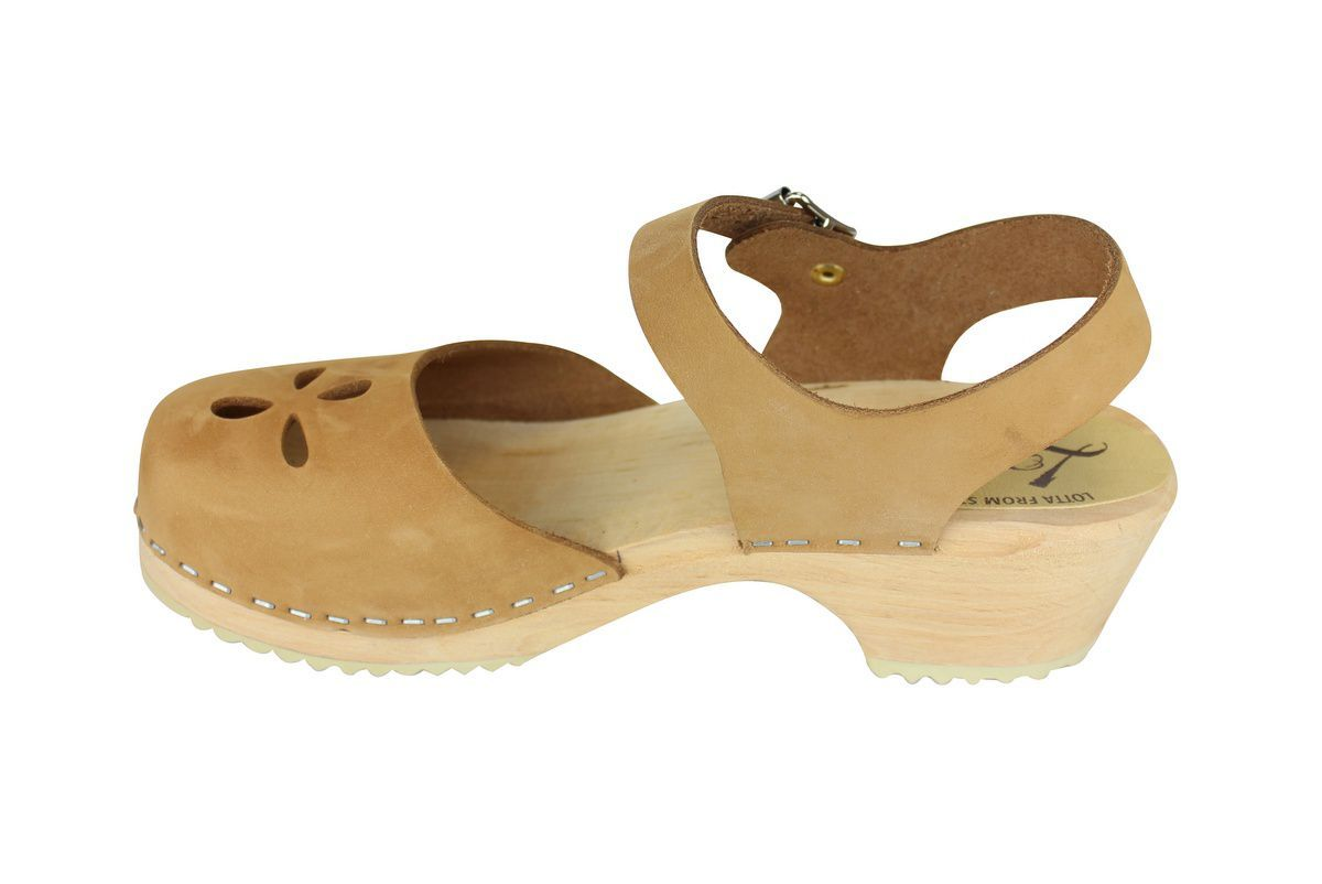 Low Wood Sandy Nubuck Flower rev side 2