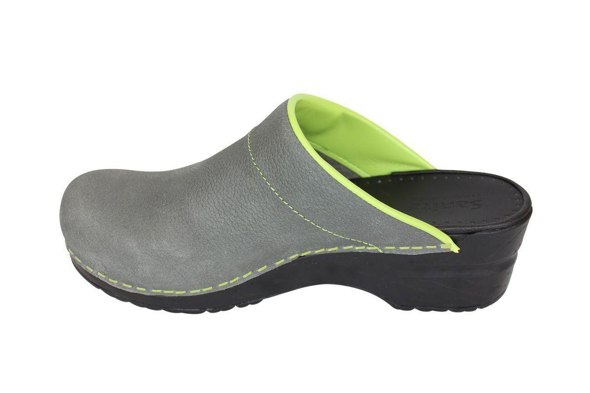 sanita open grey