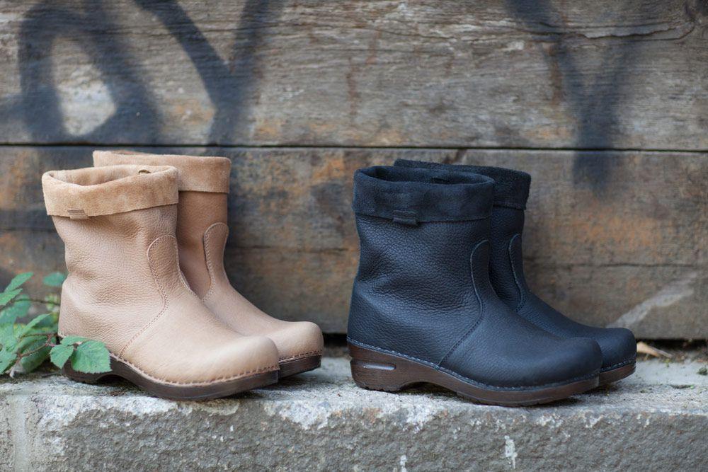 Sanita Yasmina Soft Sole Boot Black Seconds