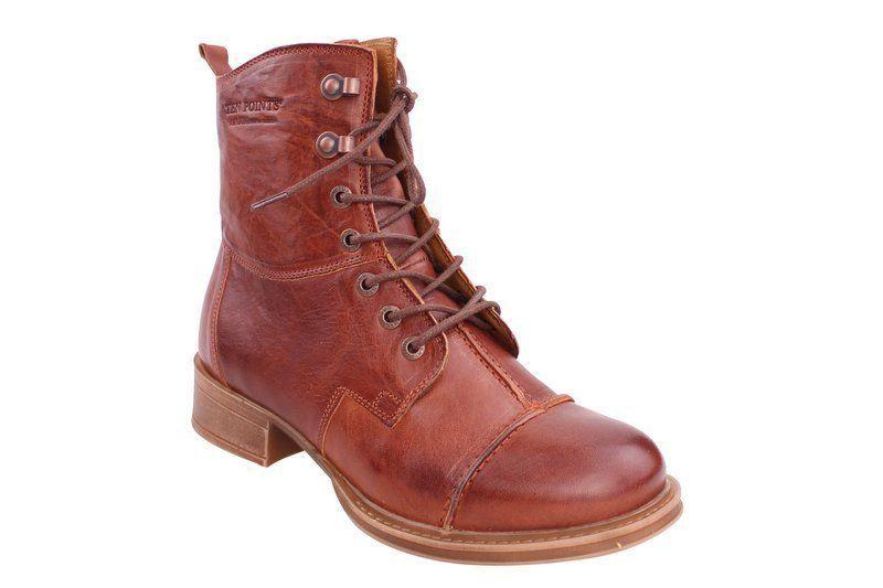 Ten Points Pandora Rust Chelsea Boot