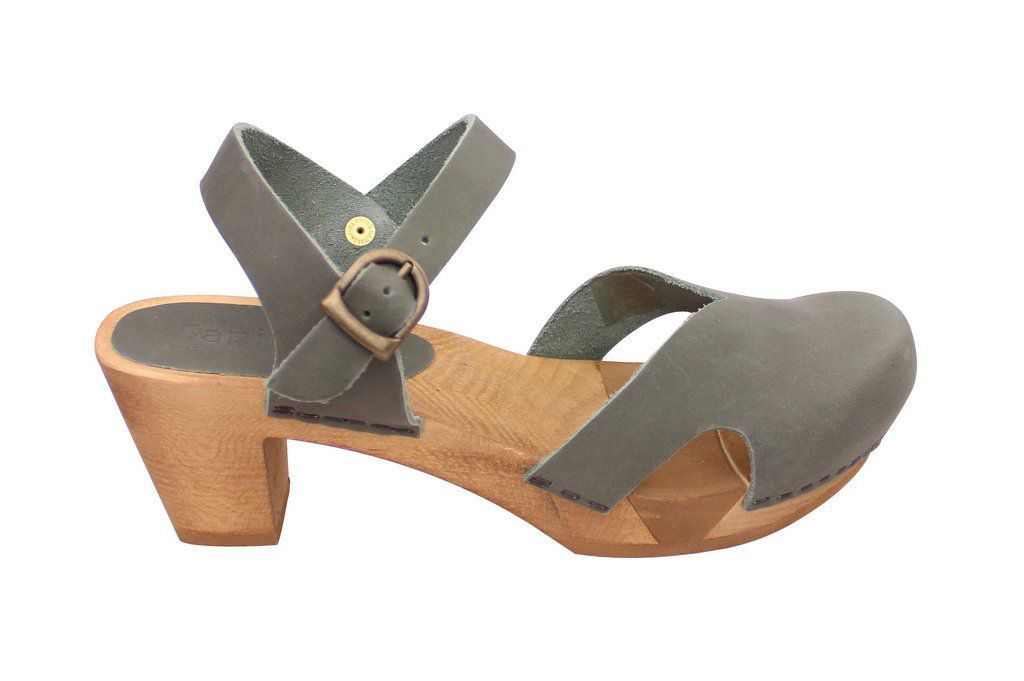Sanita Matrix Flex Sandal Khaki