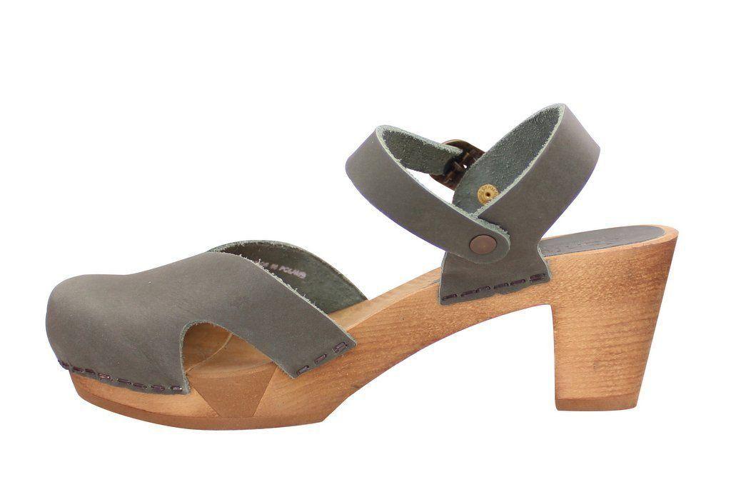 Sanita Matrix Flex Sandal Khaki