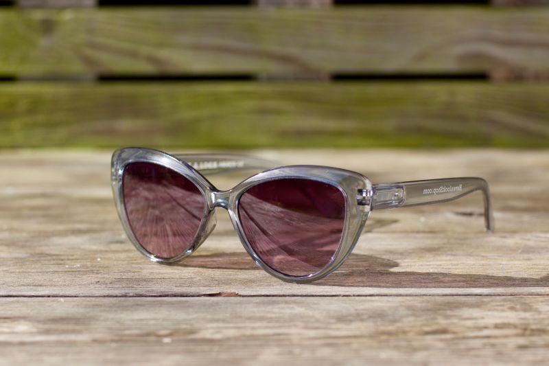 Cat Eye Sunglasses Smoke