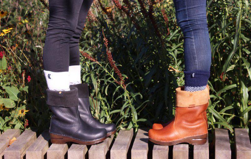 Sanita Louisa Cognac Soft Sole Boots