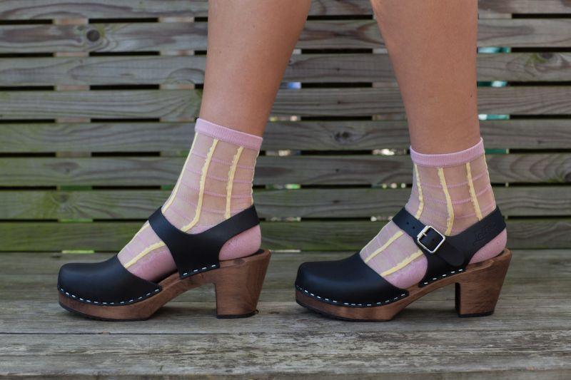 Unmade Copenhagen Jasone Sock in Candyfloss