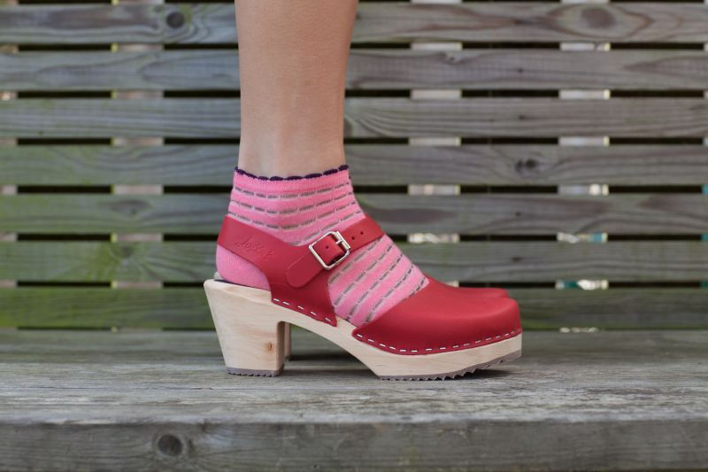 Unmade Copenhagen Kepa short Sock in Cabaret