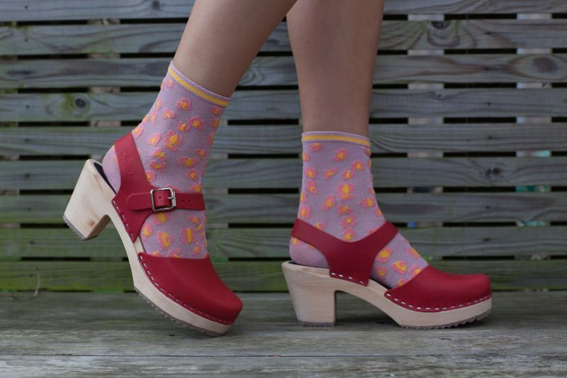 Unmade Copenhagen Blasa Sock in Candyfloss