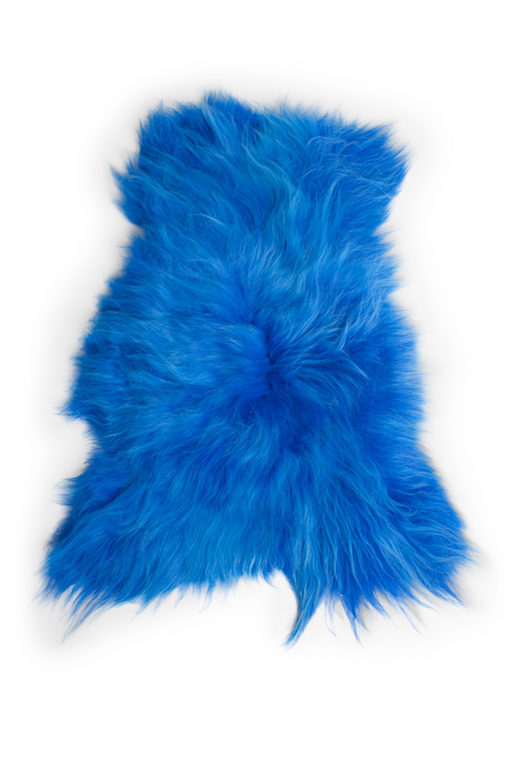 Colbat Blue Icelandic Sheepskin