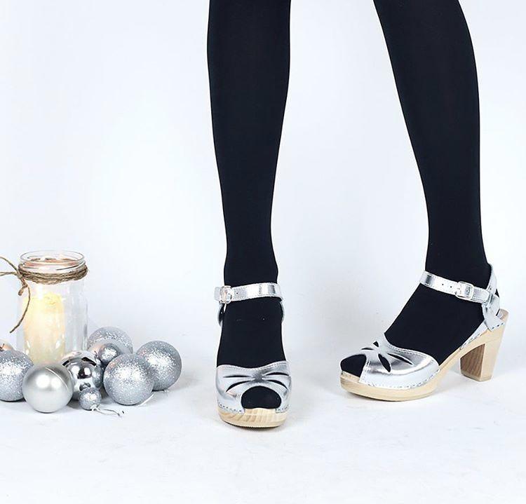Maguba Rio High Heel Silver