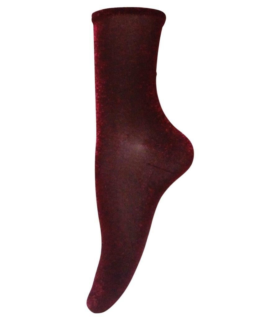 Unmade Copenhagen Stardust Sock in Inca Pinka