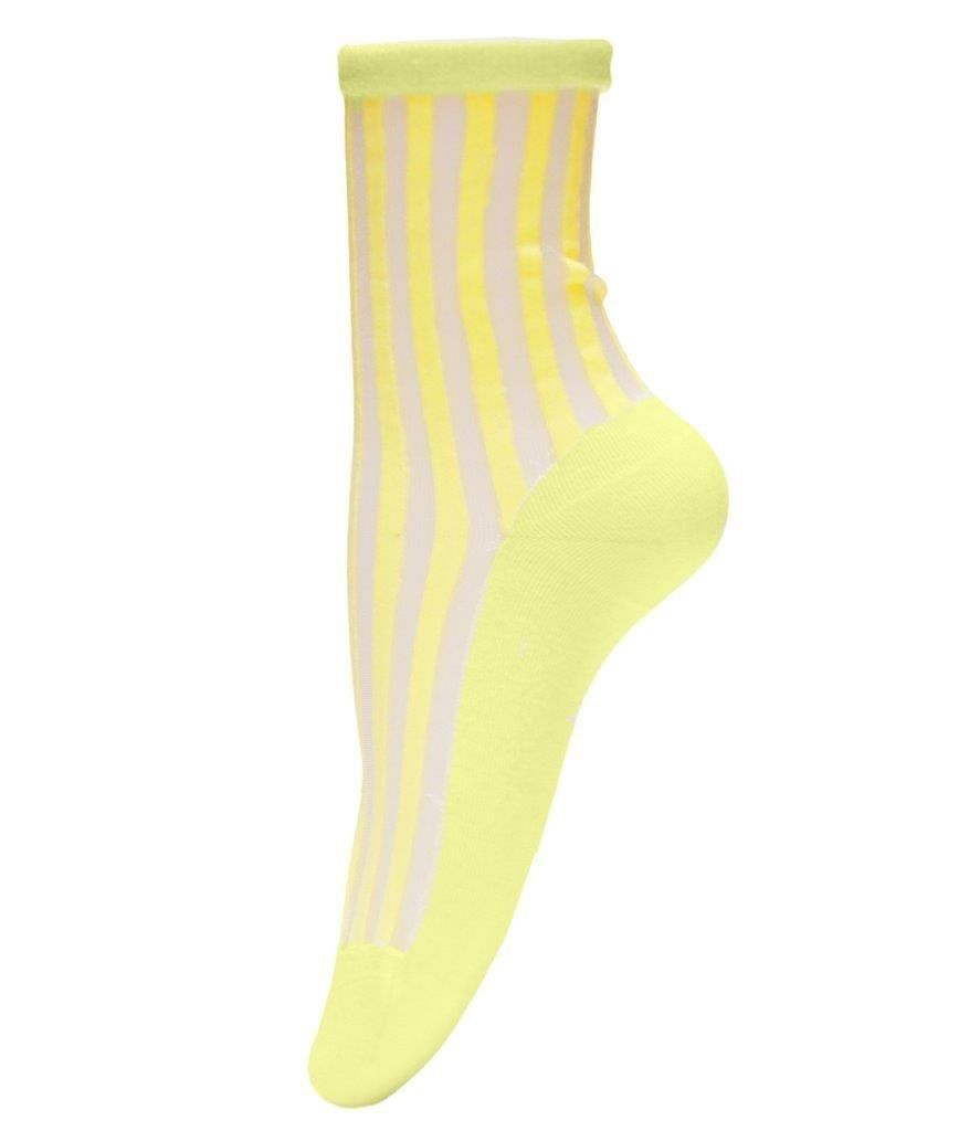 Unmade Copenhagen Lina Sock in Yellow