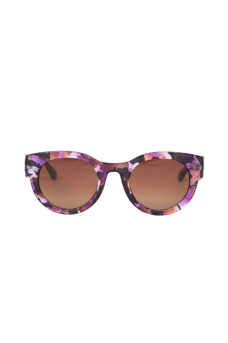 Powder Kelly Sunglasses in Amethyst