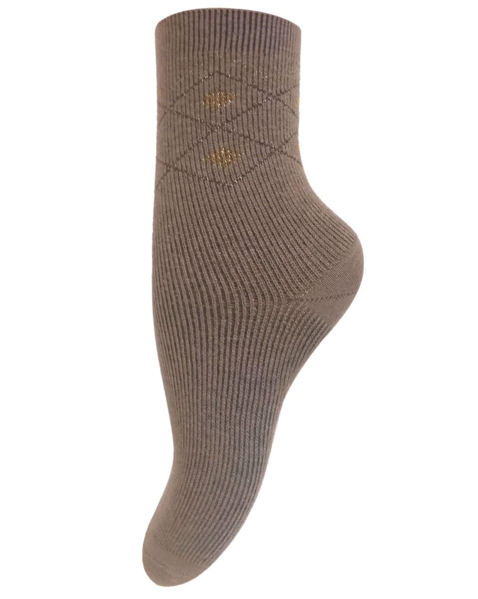 Unmade Copenhagen Magali Sock in Beige