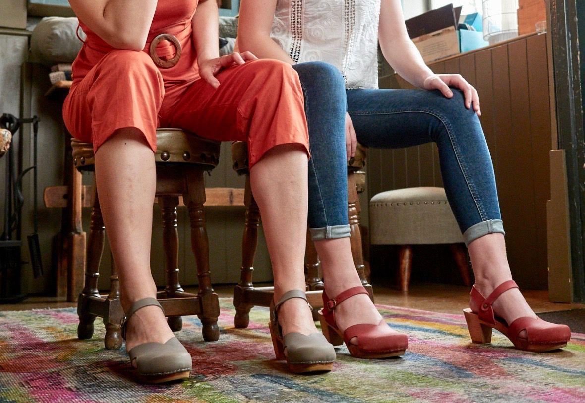 Sanita Matrix Flex Sandal Grey Oi