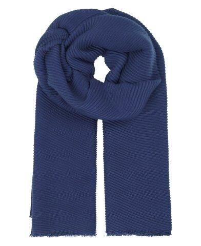 Unmade Didianne Scarf in Navy