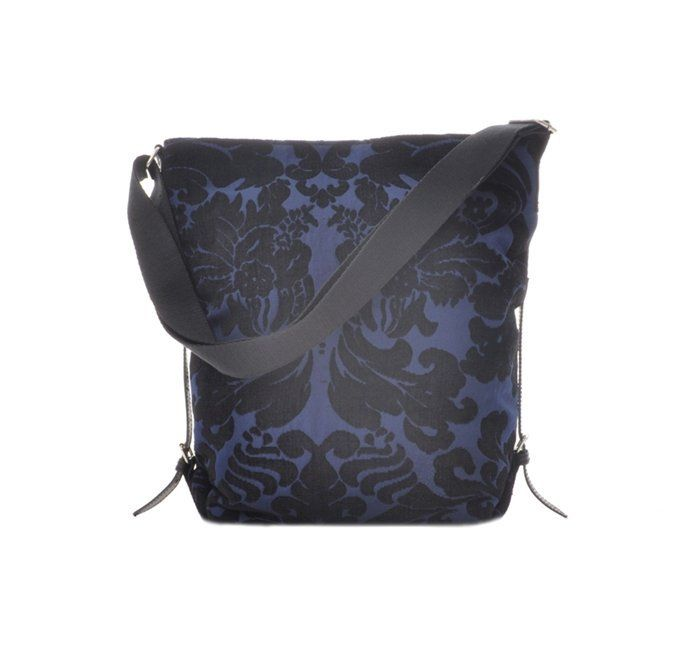 Ceannis Midnight Tapestry Shoulder Bag