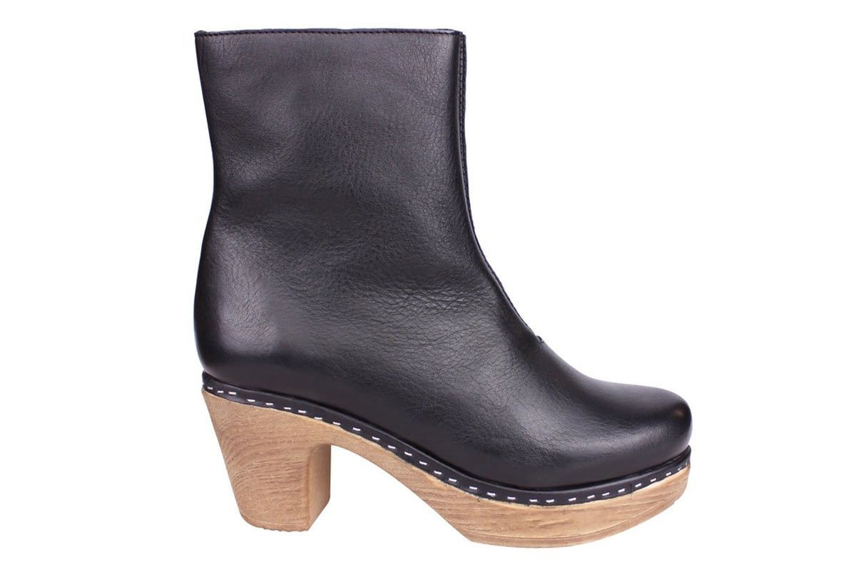 Calou Molly Boot Black