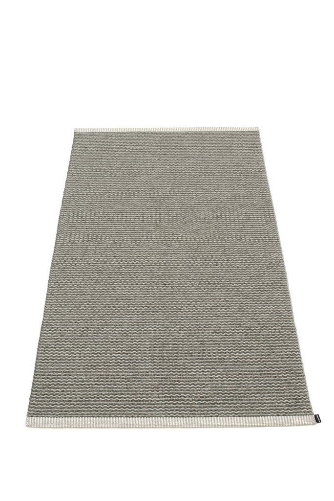 Pappelina Mono Charcoal Warm Grey