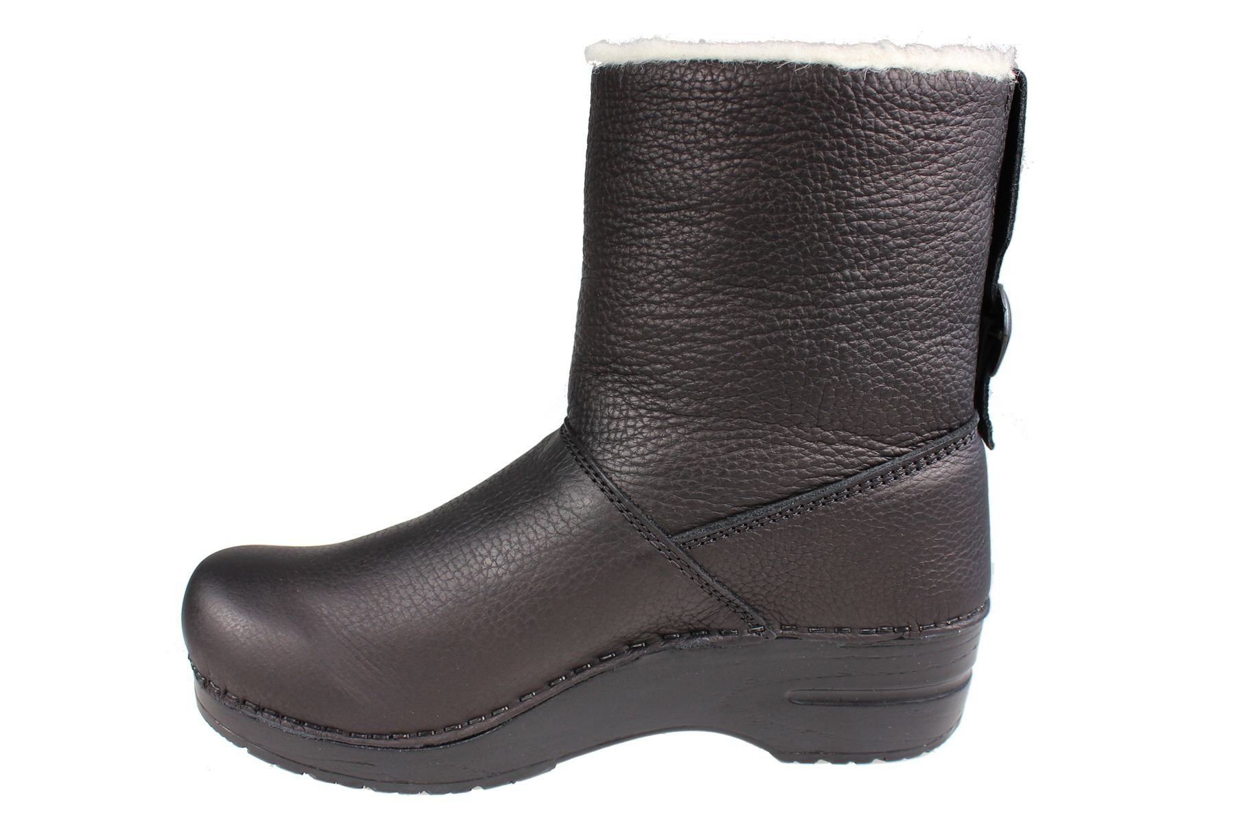Sanita Odille Soft Sole Boot Black
