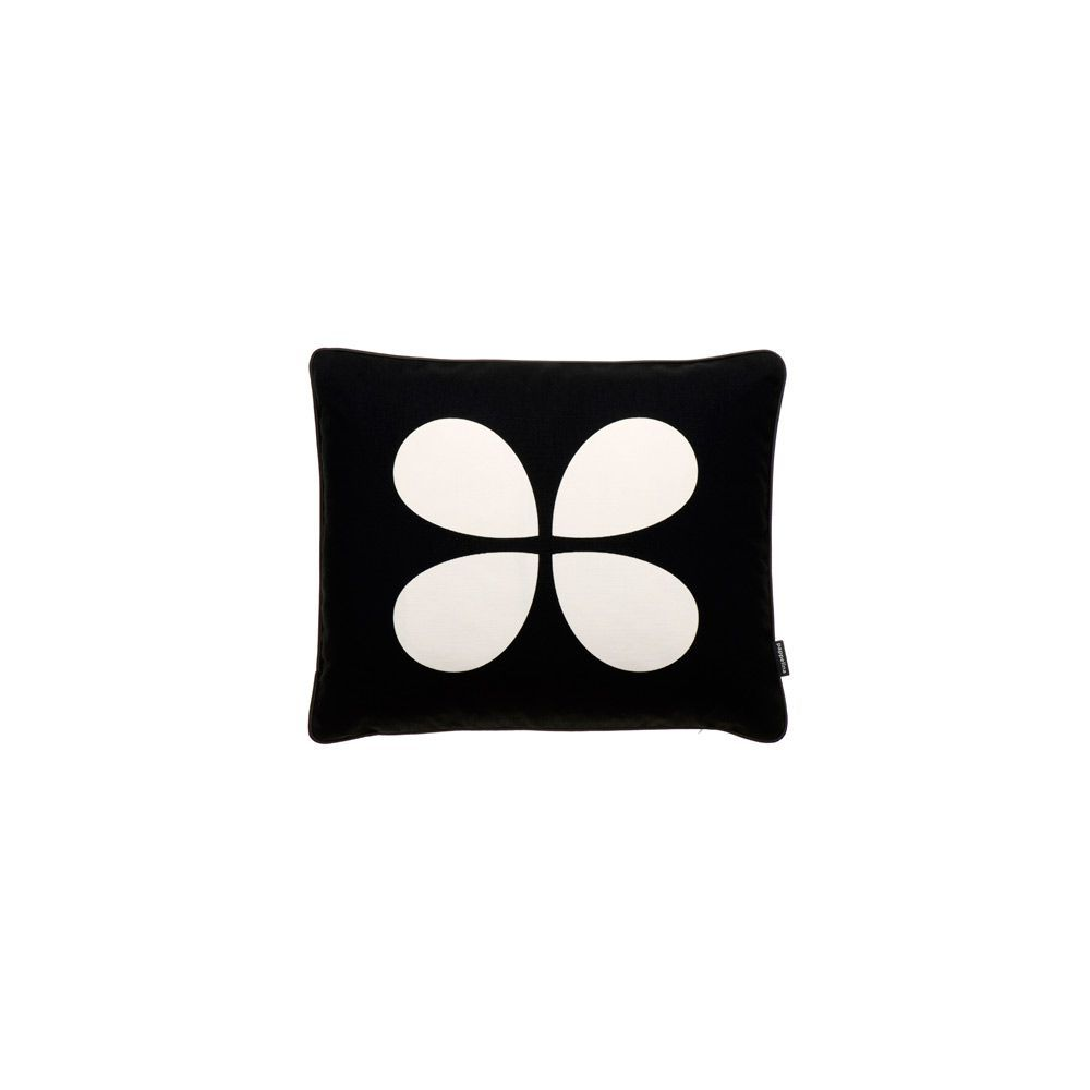 Pappelina Aki Cushion in Black