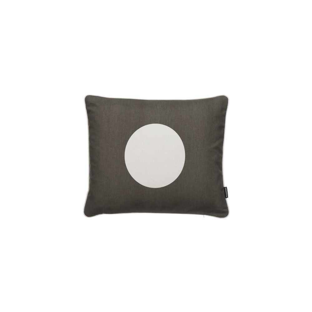 pappelina vera cushion charcoal