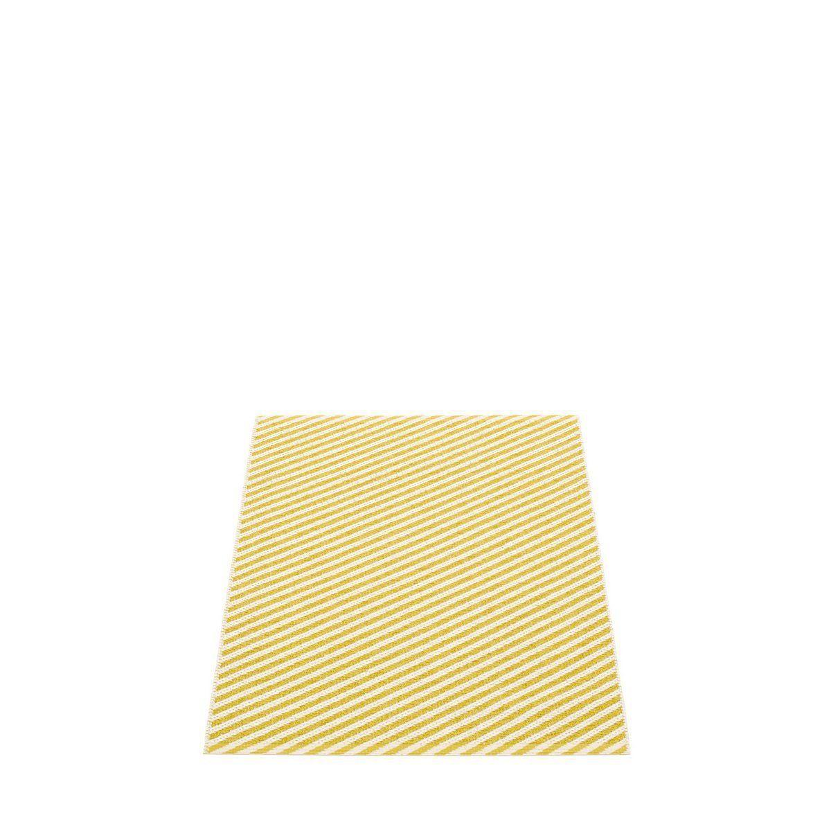 pappelina rug mustard