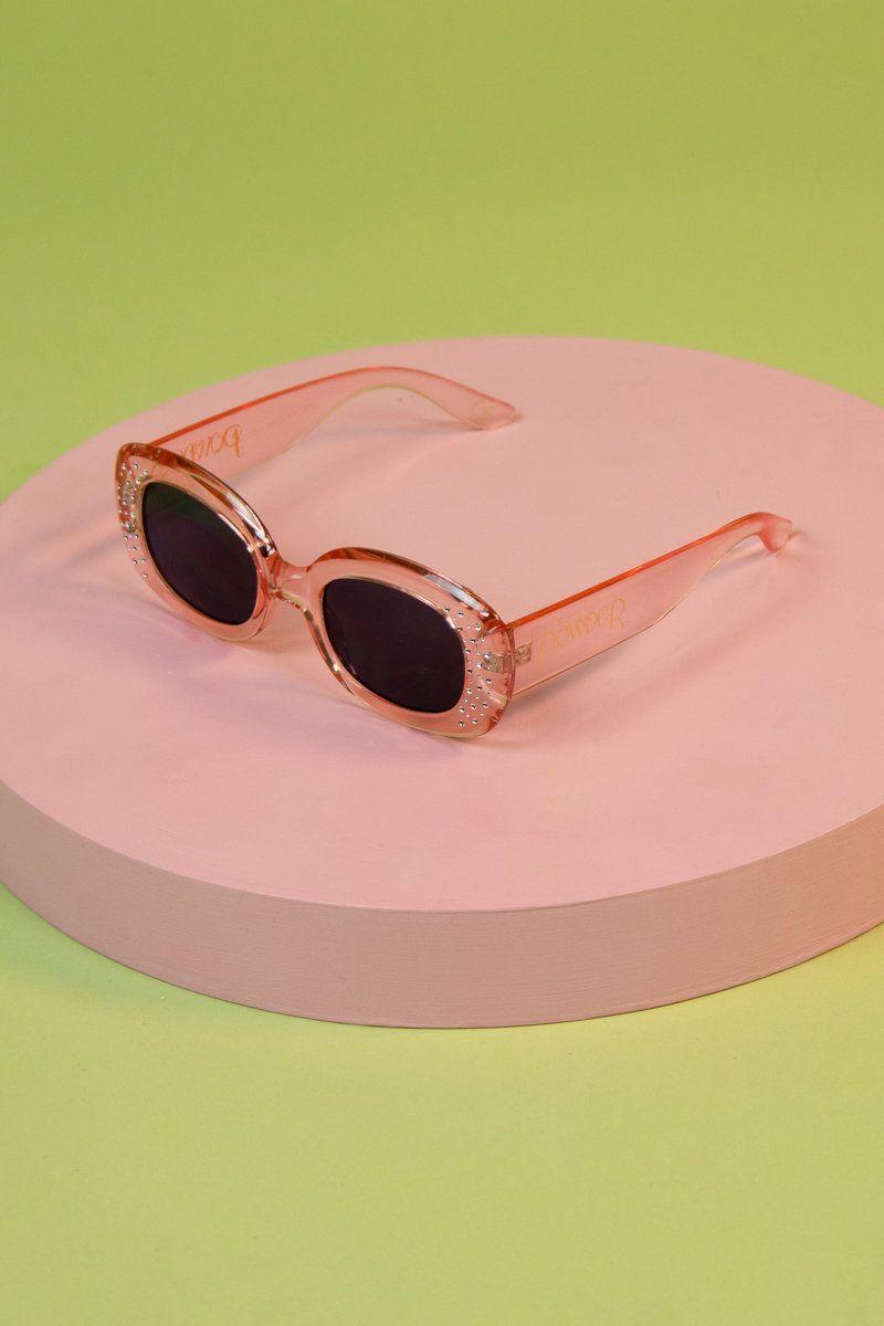 Powder Arianna Sunglasses in Candy