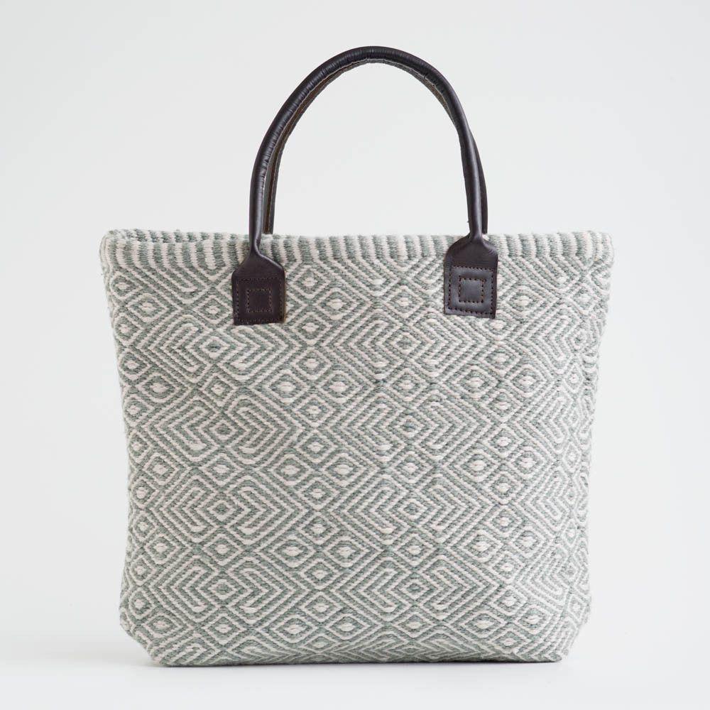 Weaver Green Provence Bag Dove Grey