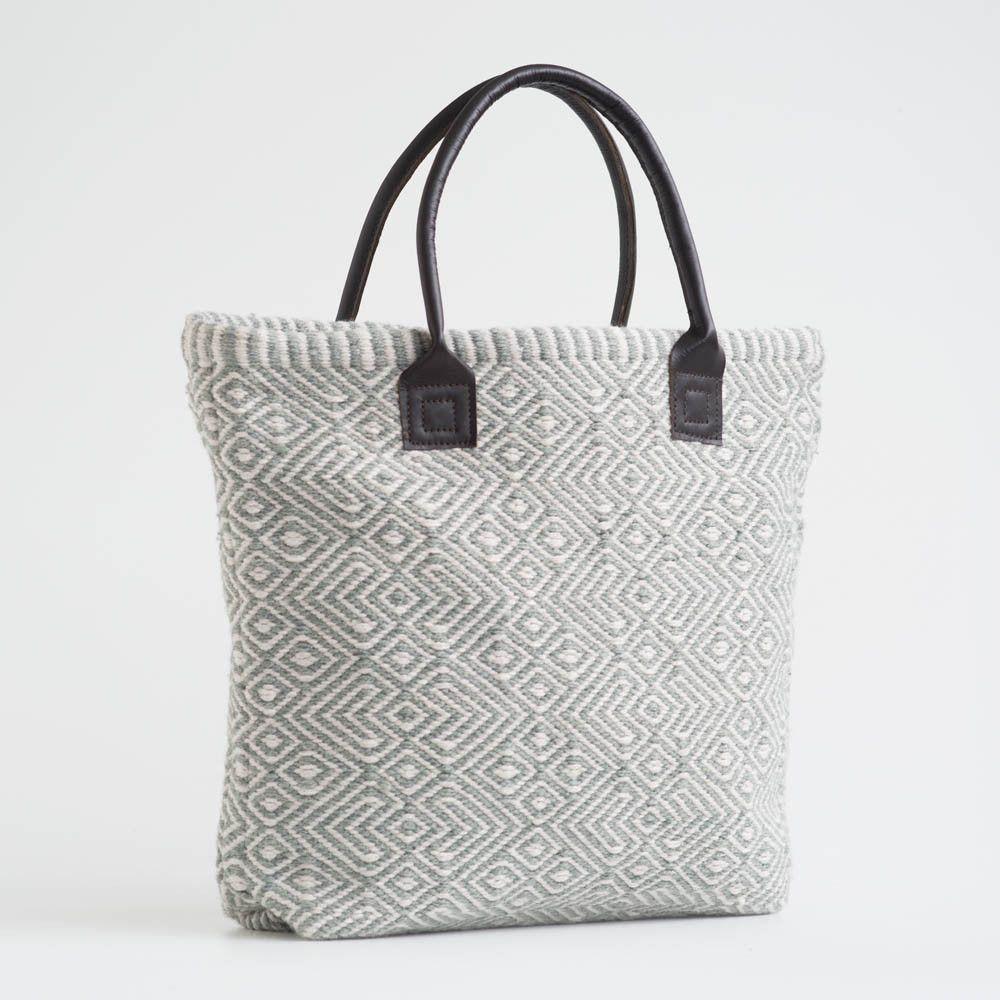 weaver green provence bag in DoVE GREY