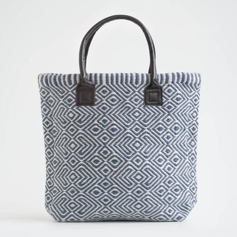 weaver green provence bag in Navy