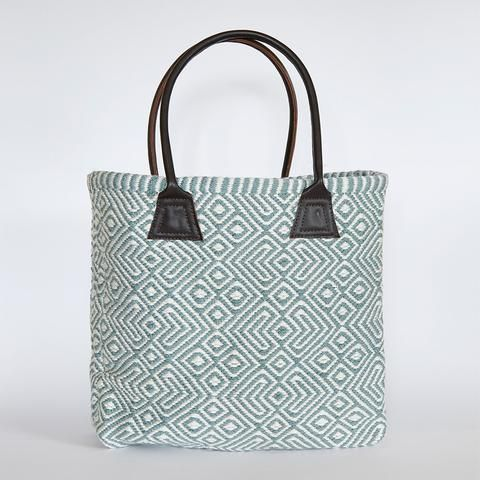 weaver green provence bag in Teal