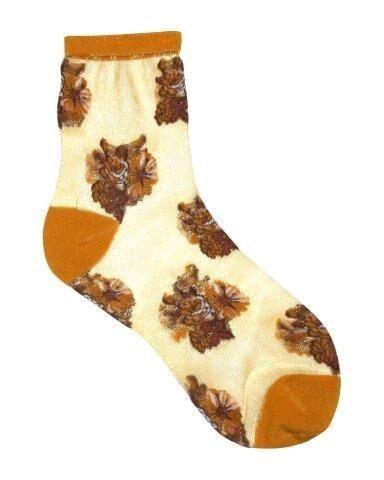 Unmade Copenhagen Adelaide Sock in Gold