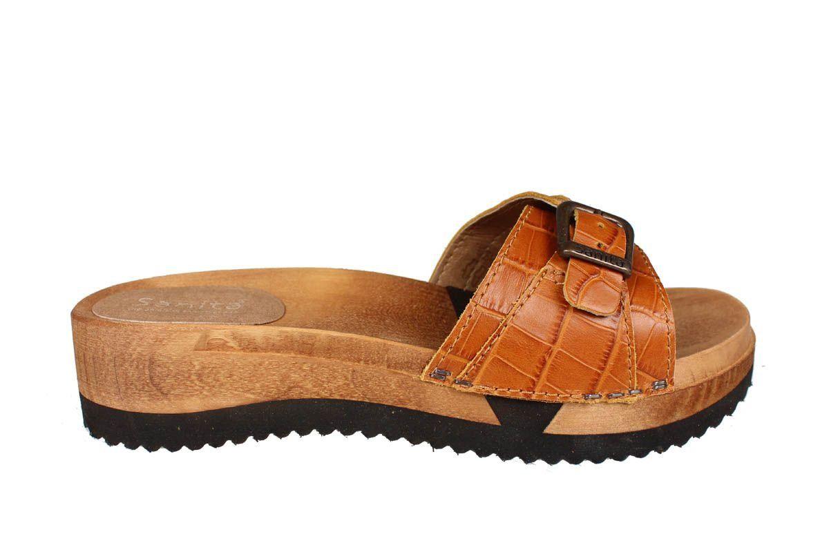 Sanita Ragna Flex Nature Embossed Leather