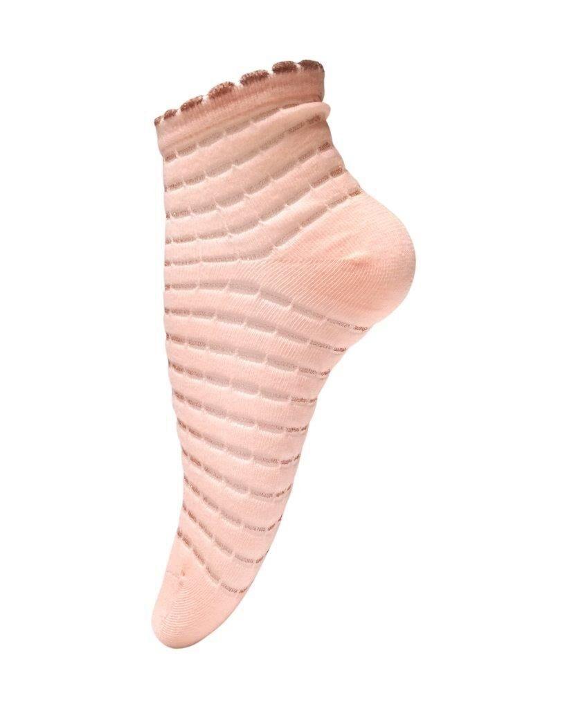 Unmade Copenhagen Kepa short Sock in Powder
