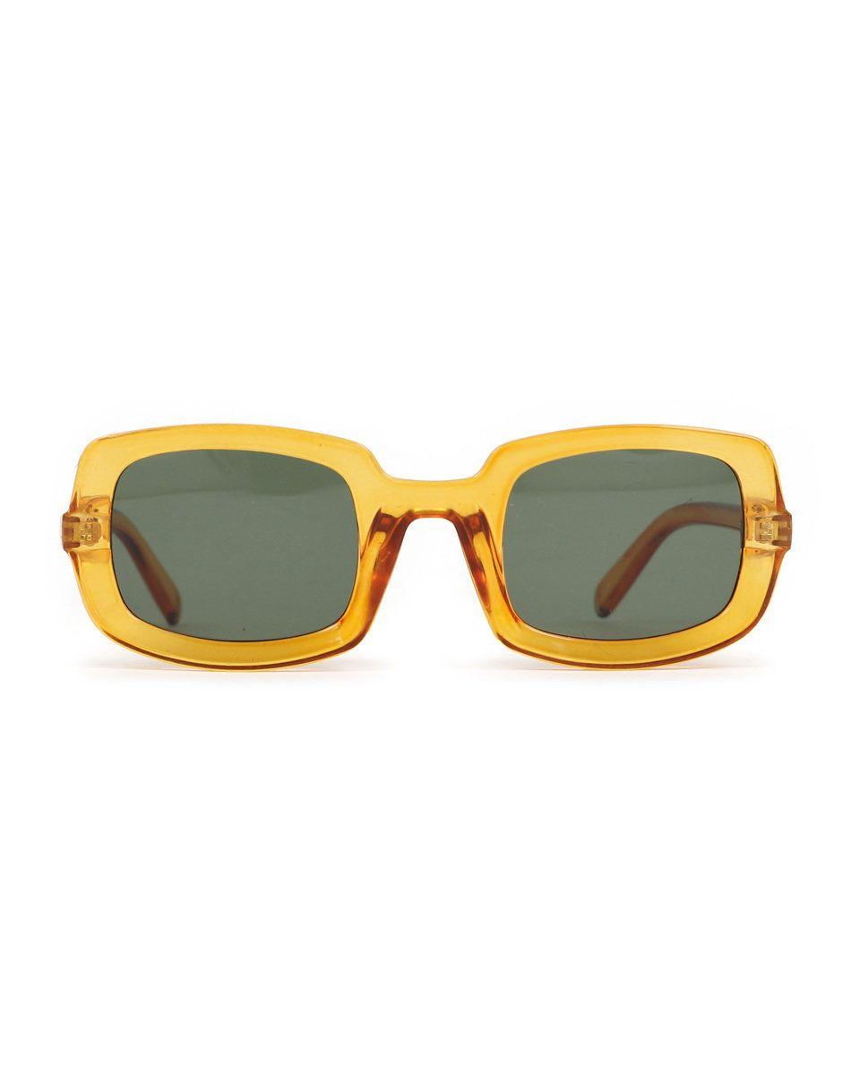 Powder Sadie Sunglasses in Amber