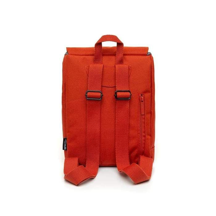 Lefrik Scout Mini Rucksack in Rust