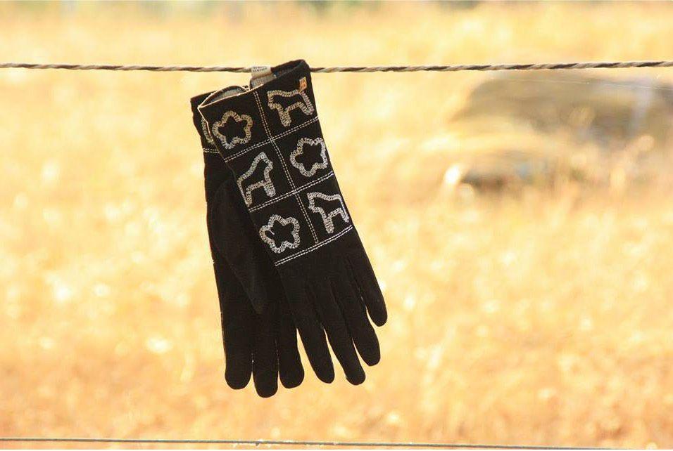 Kersti Glove in Black