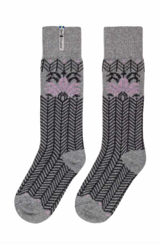 Öjbro Fager Iris Wool Sock