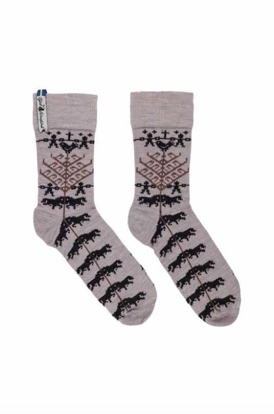 Öjbro Yggdrasil Merino Sock
