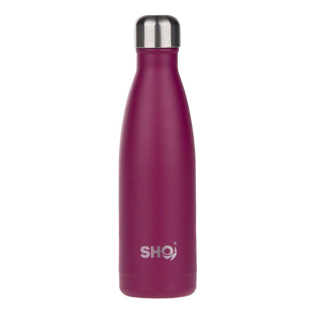 SHO Reusable bottle 500ml Purple