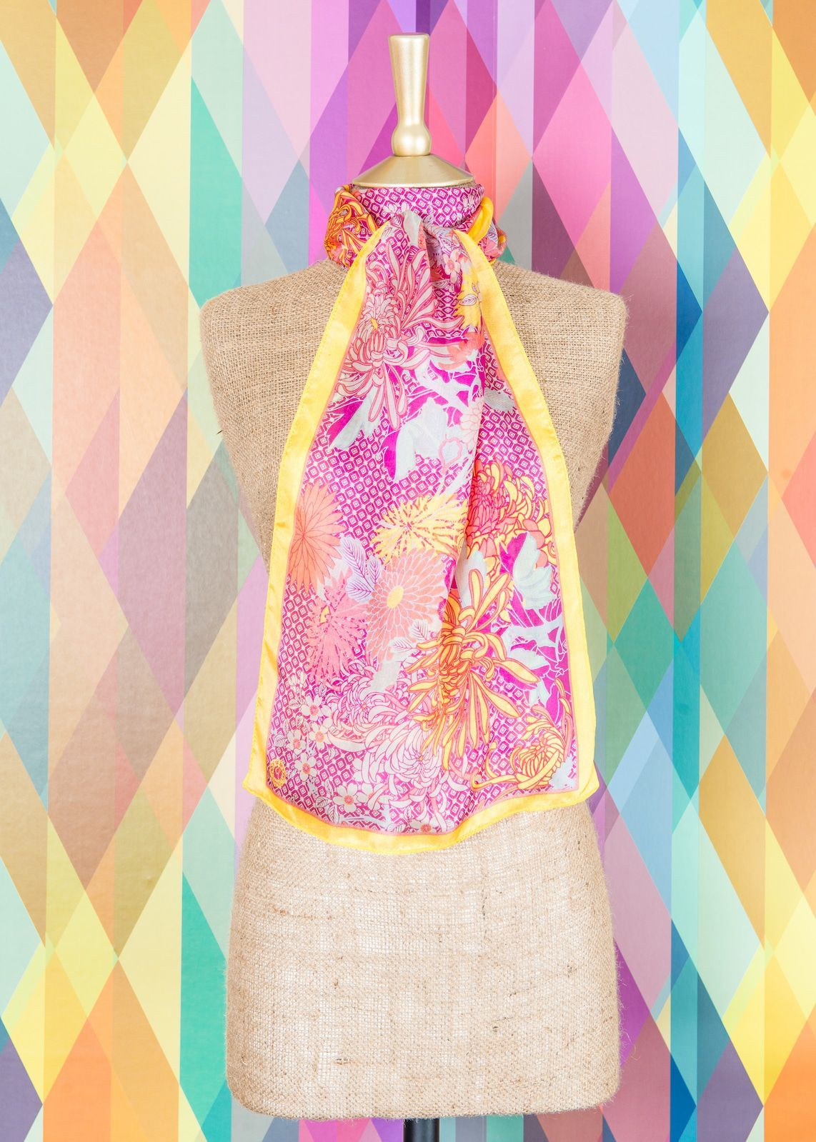 Japanese scarf 1
