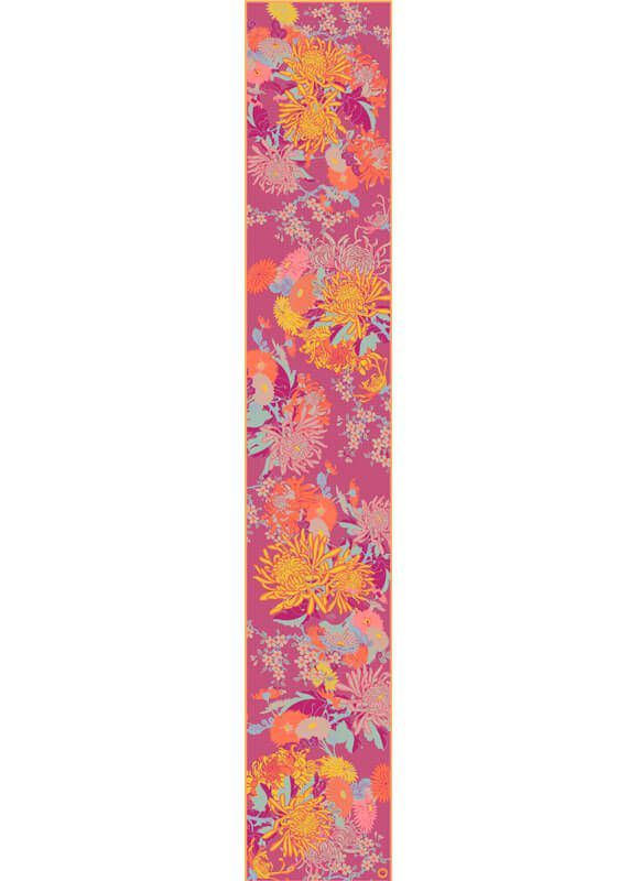 Japanese scarf 2