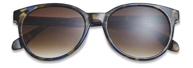 Have A Look City Sunglasses in Turtle and Blue