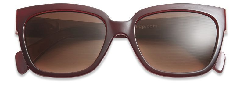 Have A Look Mood Sunglasses in Duo Red