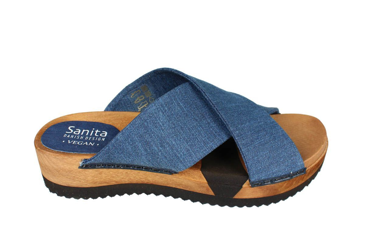Sanita Tilka Flex Vegan Made of 100% Upcycled Denim