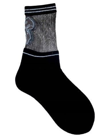Unmade Copenhagen Garland Sock in Black