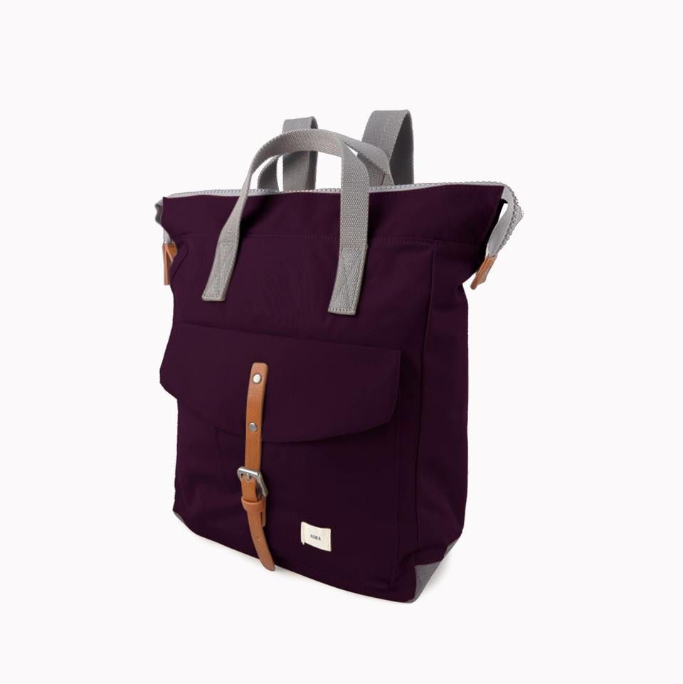 Roka Bantry C Medium in Plum